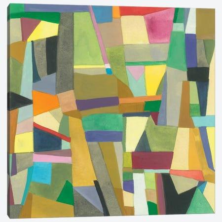 Edinburgh Canvas Print #KPA94} by Kim Parker Canvas Wall Art
