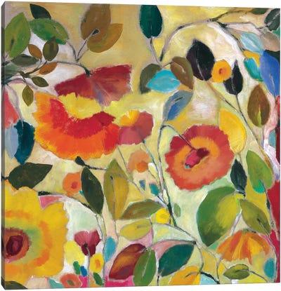 Garden Fantasie Canvas Art Print