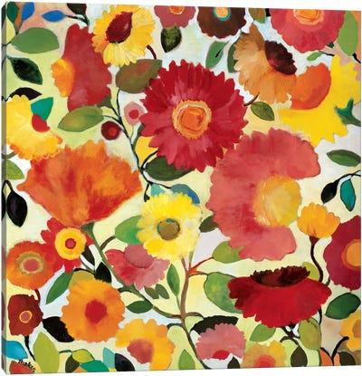 Garden of Love Canvas Art Print
