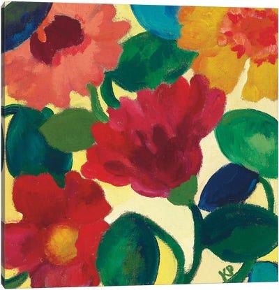 Ranunculus II Canvas Art Print