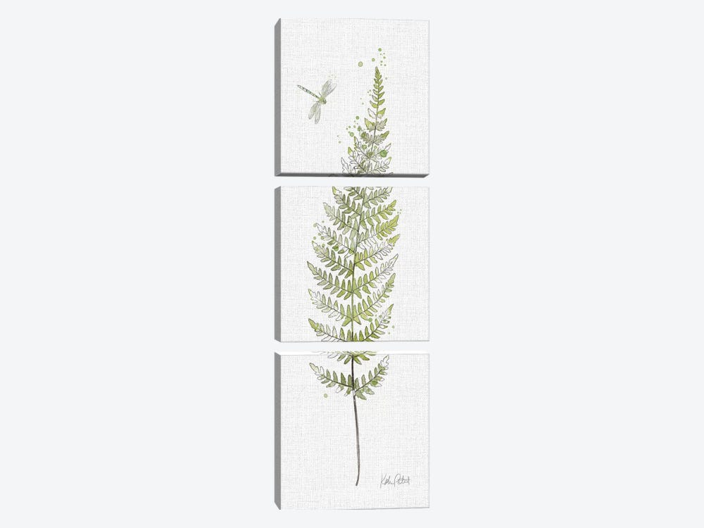 In the Forest IX by Katie Pertiet 3-piece Canvas Artwork