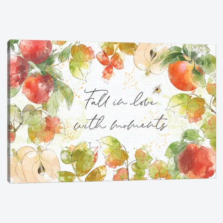 Orchard Harvest I Canvas Print #KPE13} by Katie Pertiet Art Print