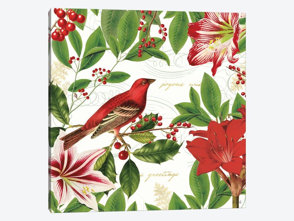 Christmas Garden IV by Katie Pertiet 1-piece Art Print