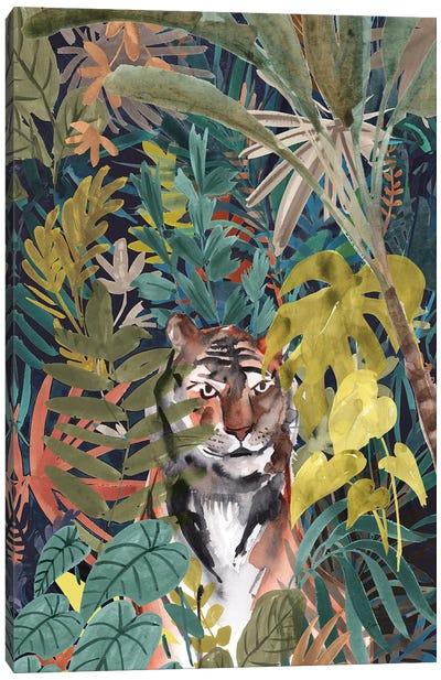 Jungle Mood Canvas Art Print