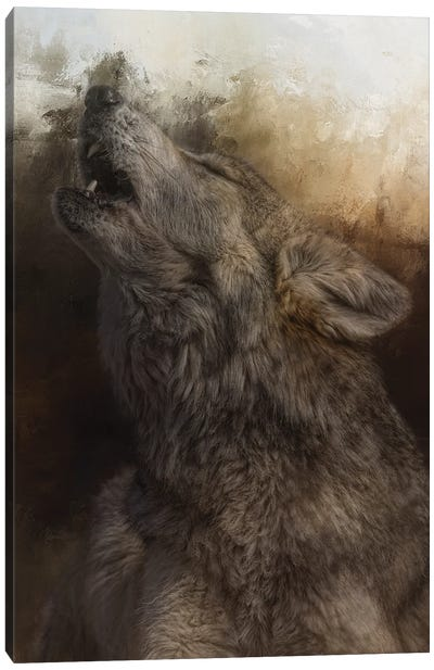 Call Of The Wild Canvas Art Print