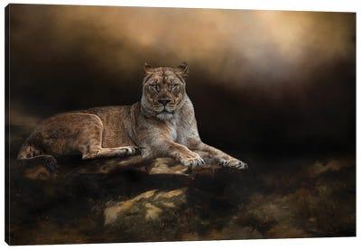 Enduring Strength Canvas Art Print