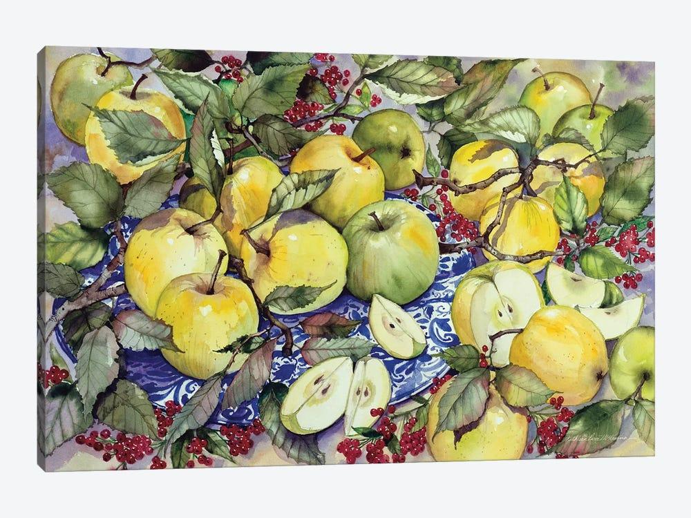 Just Picked by Kathleen Parr McKenna 1-piece Art Print