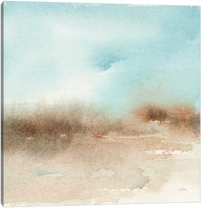 Desert Landscape II Canvas Art Print