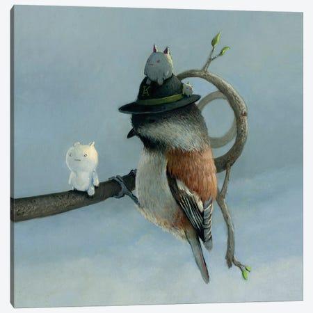 Chestnut Canvas Print #KRA11} by Kristian Adam Canvas Art
