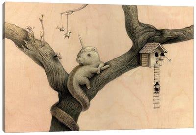Hiroshi Canvas Art Print