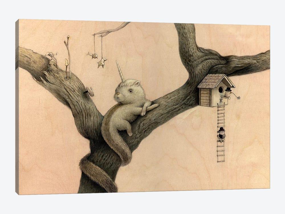 Hiroshi by Kristian Adam 1-piece Canvas Print