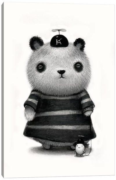 Kimiko Canvas Art Print
