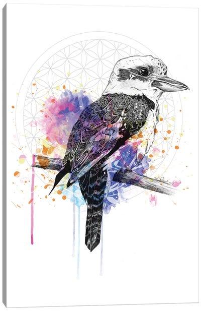 Kookaburra Canvas Art Print