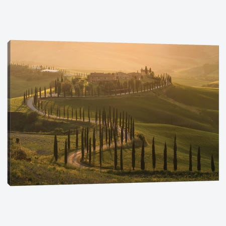 Spring In Tuscany VIII Canvas Print #KRD104} by Daniel Kordan Canvas Art Print