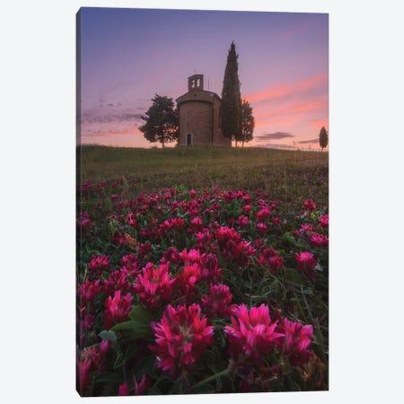 Spring In Tuscany XIII Canvas Print #KRD109} by Daniel Kordan Canvas Artwork