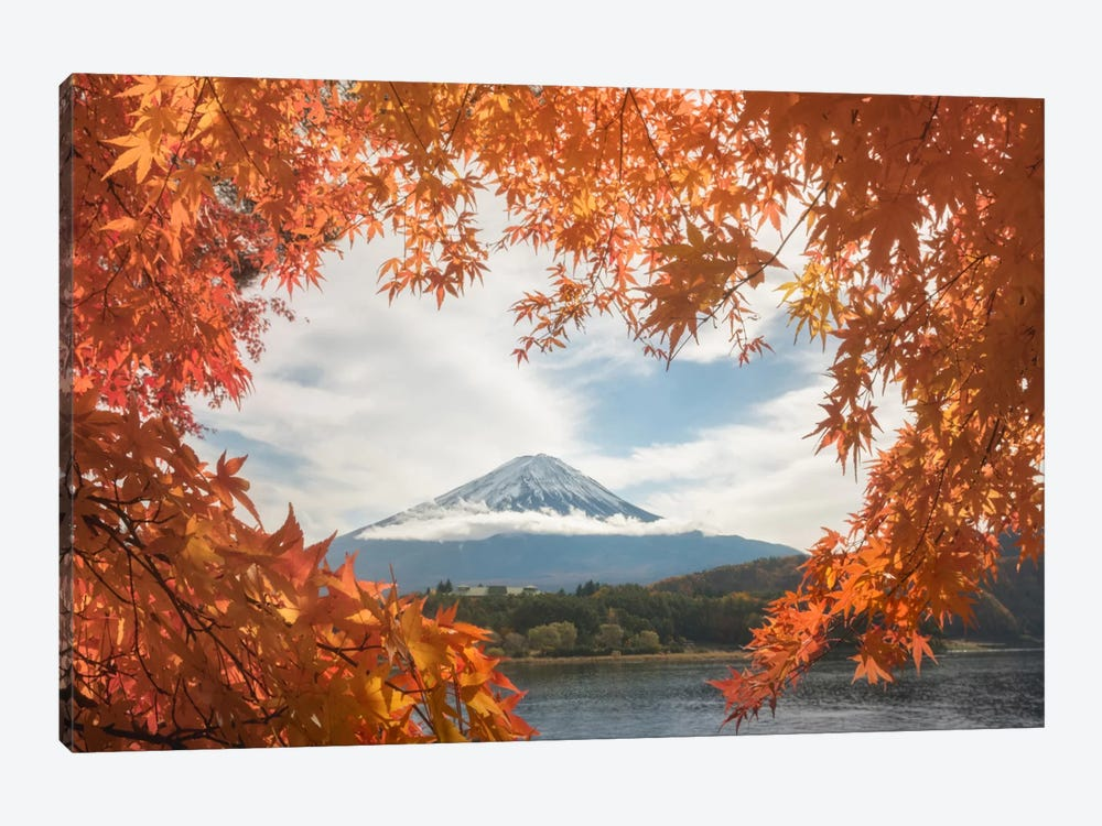 Autumn In Japan X by Daniel Kordan 1-piece Canvas Wall Art