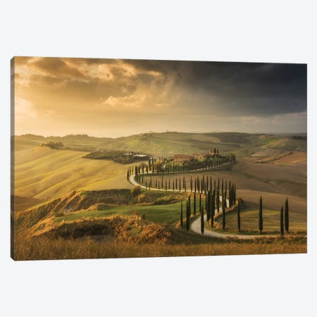 Tuscany Canvas Print #KRD117} by Daniel Kordan Canvas Artwork