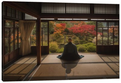 Autumn In Japan XI Canvas Art Print