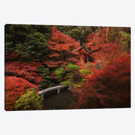 Autumn In Japan XII Canvas Print #KRD12} by Daniel Kordan Canvas Art Print