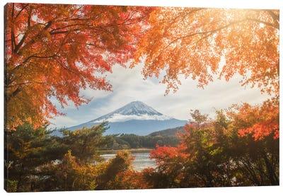 Autumn In Japan XIII Canvas Art Print