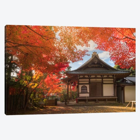Autumn In Japan XIV Canvas Print #KRD14} by Daniel Kordan Canvas Art