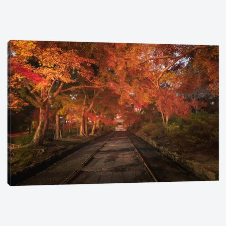 Autumn In Japan XV Canvas Print #KRD15} by Daniel Kordan Canvas Art