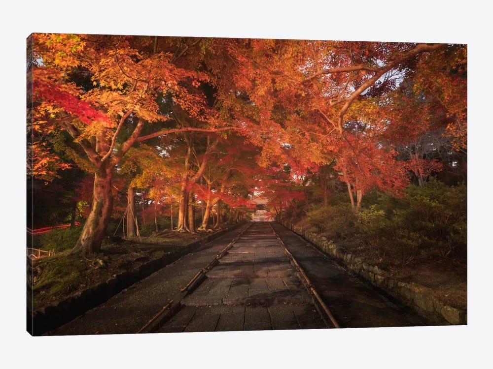 Autumn In Japan XV by Daniel Kordan 1-piece Canvas Print