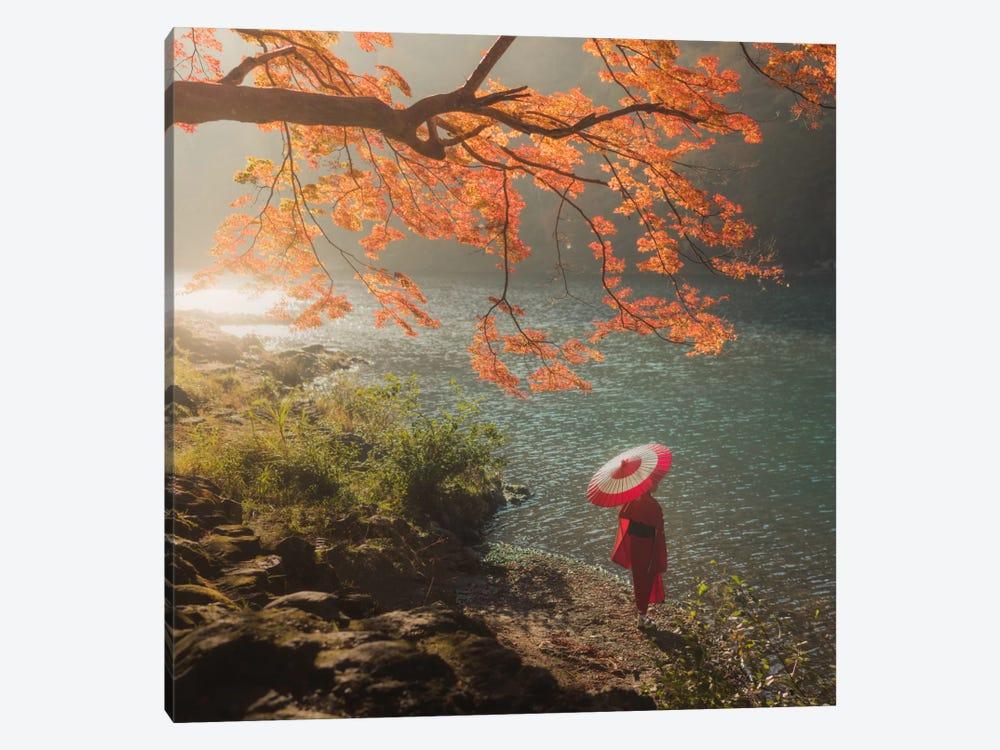 Autumn In Japan XVII by Daniel Kordan 1-piece Canvas Art Print