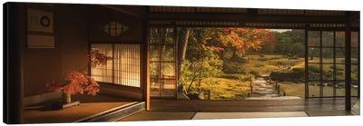 Autumn In Japan XVIII Canvas Art Print