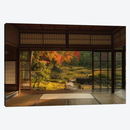 Autumn In Japan XIX Canvas Print #KRD19} by Daniel Kordan Canvas Print