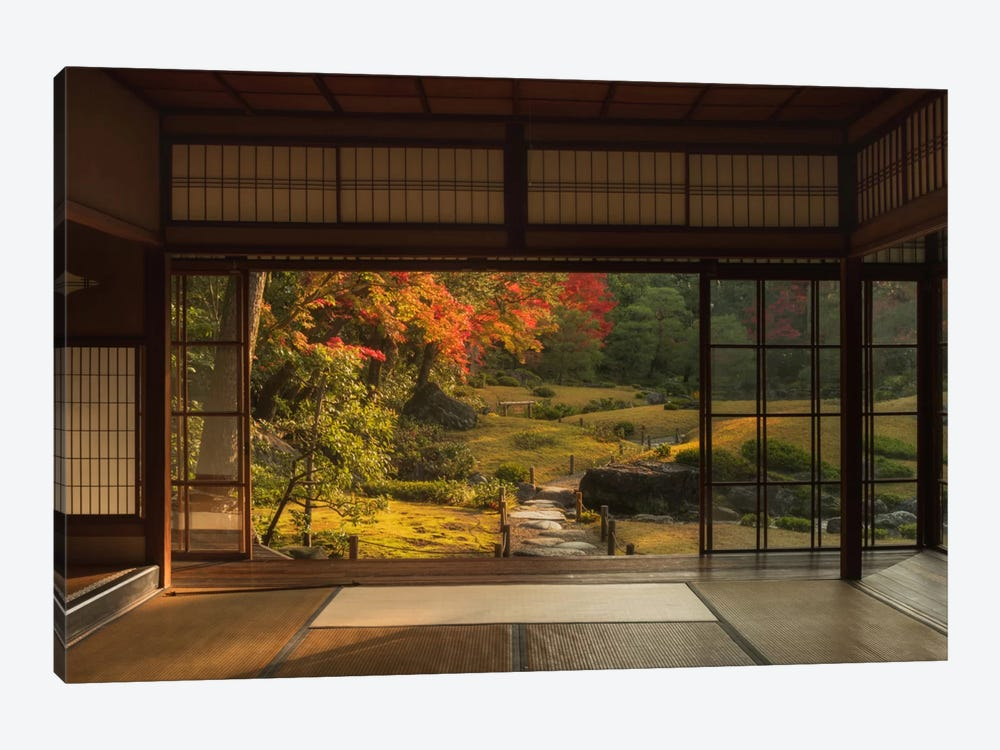 Autumn In Japan XIX by Daniel Kordan 1-piece Canvas Art Print