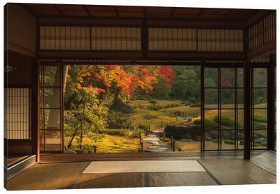 Autumn In Japan XIX Canvas Art Print