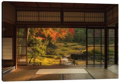 Autumn In Japan XIX Canvas Art Print