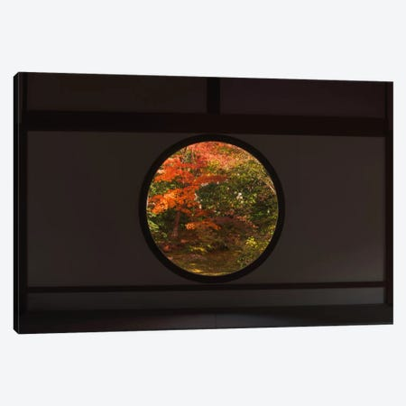 Autumn In Japan I Canvas Print #KRD1} by Daniel Kordan Canvas Artwork
