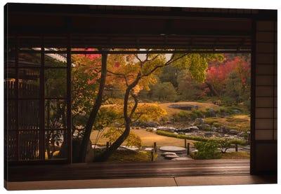 Autumn In Japan XX Canvas Art Print
