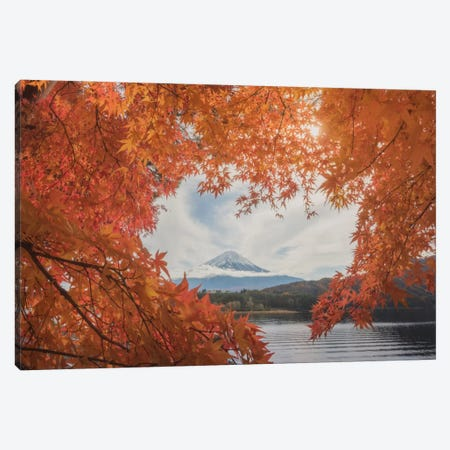 Autumn In Japan XXI Canvas Print #KRD21} by Daniel Kordan Canvas Wall Art