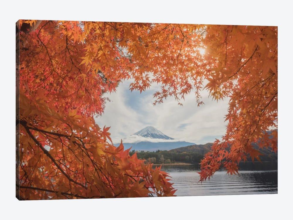 Autumn In Japan XXI by Daniel Kordan 1-piece Canvas Wall Art