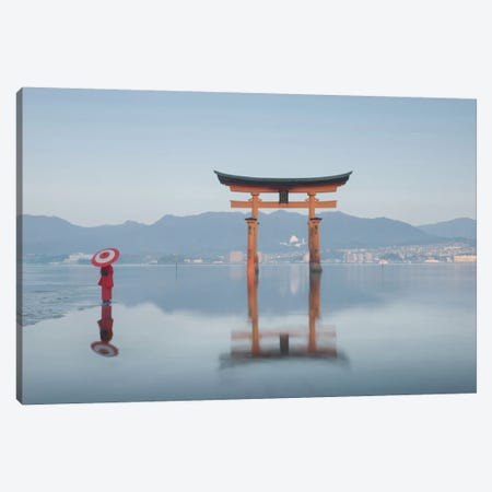 Autumn In Japan XXIII Canvas Print #KRD23} by Daniel Kordan Canvas Art