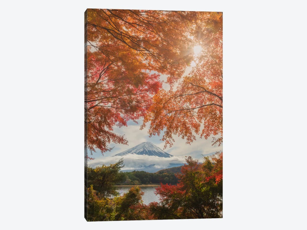 Autumn In Japan XXIV by Daniel Kordan 1-piece Canvas Print