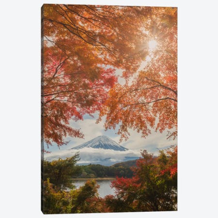 Autumn In Japan XXIV Canvas Print #KRD24} by Daniel Kordan Canvas Art Print