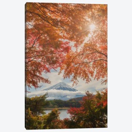 Autumn In Japan XXIV Canvas Print #KRD24} by Daniel Kordan Canvas Art Print