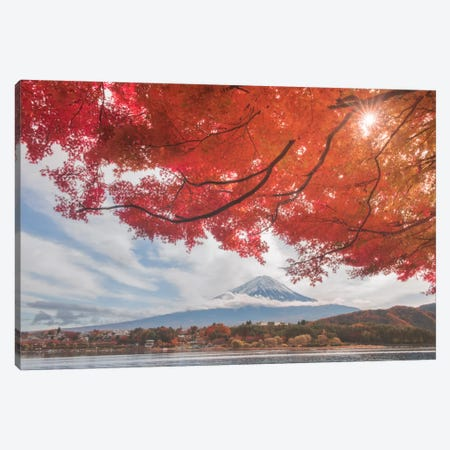 Autumn In Japan XXV Canvas Print #KRD25} by Daniel Kordan Canvas Print
