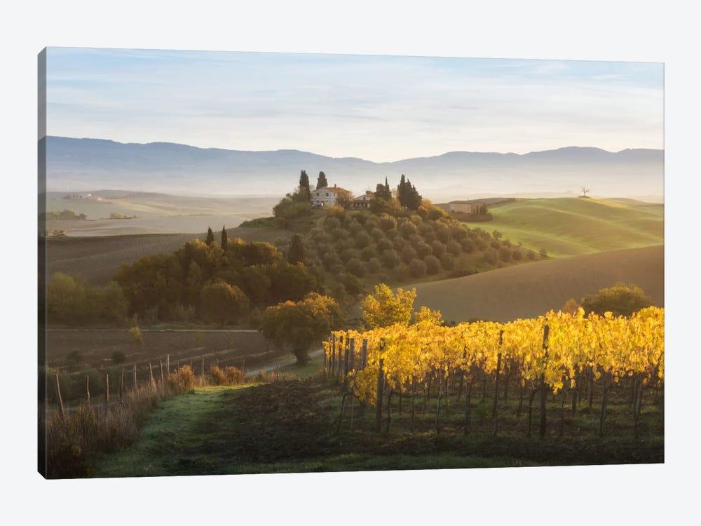 Autumn In Tuscany I by Daniel Kordan 1-piece Canvas Art
