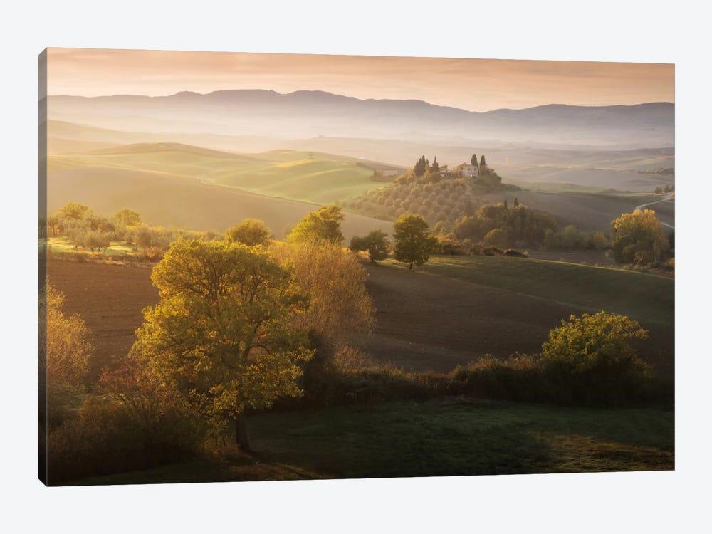 Autumn In Tuscany II by Daniel Kordan 1-piece Art Print