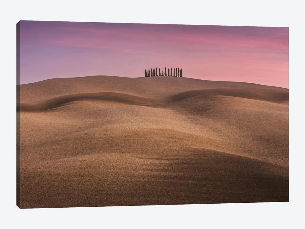 Autumn In Tuscany IV by Daniel Kordan 1-piece Canvas Print