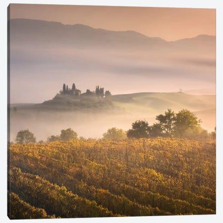 Autumn In Tuscany VII Canvas Print #KRD36} by Daniel Kordan Canvas Wall Art