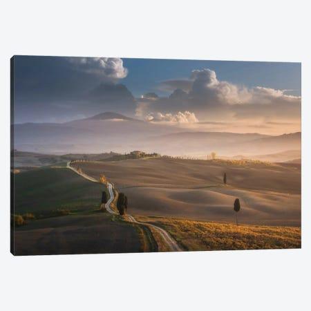 Autumn In Tuscany IX Canvas Print #KRD38} by Daniel Kordan Art Print