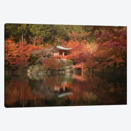 Autumn In Japan III Canvas Print #KRD3} by Daniel Kordan Canvas Artwork