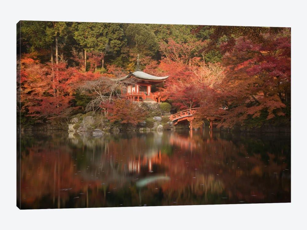 Autumn In Japan III by Daniel Kordan 1-piece Canvas Art Print