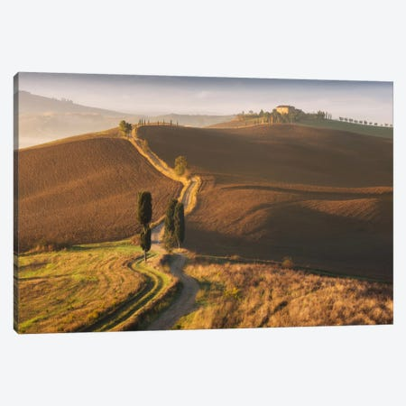 Autumn In Tuscany XI Canvas Print #KRD40} by Daniel Kordan Canvas Artwork